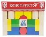 Кубики Томик Цветной 6678-26