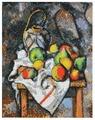 Созвездие Набор для вышивания бисером по мотивам картины Поля Сезанна Фрукты 25 х 31 см (Р-102)