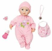 Интерактивная кукла Zapf Creation Baby Annabell 46 см 794-401