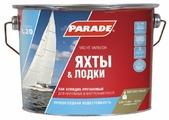 Лак яхтный Parade L20 Яхты & Лодки глянцевый (2.5 л) алкидно-уретановый