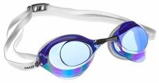 Очки для плавания MAD WAVE Turbo Racer II Rainbow