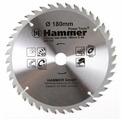 Пильный диск Hammer Flex 205-123 CSB WD 180х20 мм