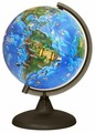 Глобус Глобусный мир Земли для детей 210mm 10172