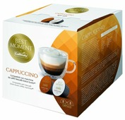 Caffitaly Кофе в капсулах Best Moment Cappuccino (16 капс.)