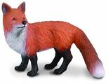 Фигурка Collecta Рыжая лисица 88001