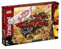 Конструктор LEGO Ninjago 70677 Райский уголок