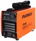Сварочный аппарат PATRIOT 170DC MMA (MMA)