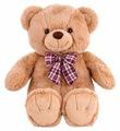 Мягкая игрушка SOFTOY Медведь песочный 50 см