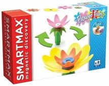 Магнитный конструктор SmartMax Flower 110 Fun