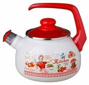 METROT Чайник cо свистком Винтаж 2,5 л