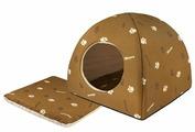 Домик для кошек, для собак Дарэлл Юрта (9632) дизайн Дарэлл 42х42х41 см