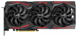 Видеокарта ASUS GeForce RTX 2080 SUPER 1650MHz PCI-E 3.0 8192MB 15500MHz 256 bit 2xHDMI HDCP Strix Gaming OC