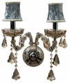 Настенный светильник CHIARO Ивелина 475020402