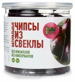Чипсы UFEELGOOD овощные Свекла