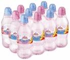 Детская вода Светлячок, c рождения (спорт), упаковка из 12 шт