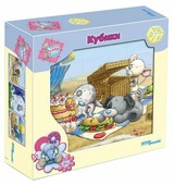 Кубики-пазлы Step puzzle Me to You 87136