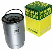 Топливный фильтр Mann-Filter WK11001X