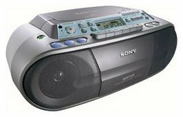 Магнитола Sony CFD-S03CP