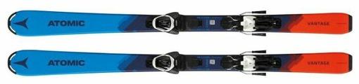 Горные лыжи ATOMIC Vantage Jr 130-150 с креплениями L 5 GW (19/20)
