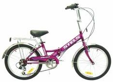 Городской велосипед STELS Pilot 350 20 Z011 (2018)