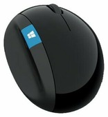 Мышь Microsoft Sculpt Ergonomic Mouse L6V-00005 Black USB