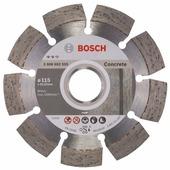 Диск алмазный отрезной 115x2.2x22.23 BOSCH Expert for Concrete 2608602555