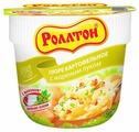 Роллтон Пюре картофельное с жареным луком 40 г