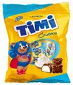 Конфеты Konti Timi, начинка суфле, сливочный вкус, пакет