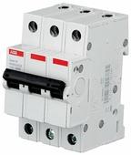 Автоматический выключатель ABB Basic M 3P (C) 4,5kA