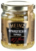 Горчица Heinz Французская 180 г