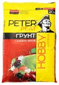 Грунт PETER PEAT Линия Hobby Садовая земля 20 л.