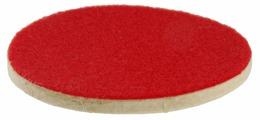 Полировальный круг на липучке Hammer 227-017 115 мм 1 шт