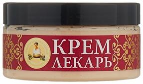 Крем для тела Рецепты бабушки Агафьи Крем Лекарь Агафьи восстанавливающий для лица и тела