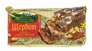 Щербет Аль-Араби Мягкий с какао и арахисом 280 г