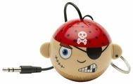 Портативная акустика Kitsound Mini Buddy Pirate