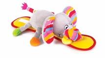 Подвесная игрушка Happy Snail Слоник Джамбо (14HSK08JU)