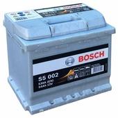 Автомобильный аккумулятор Bosch S5 002 (0 092 S50 020)