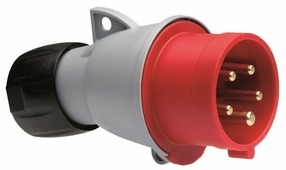 Вилка силовая (CEE) кабельная переносная ABB 2CMA193511R1000