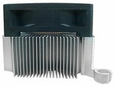 Система охлаждения для корпуса Gembird FANCASE2
