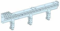 Распределительный клеммный блок Schneider Electric 04000