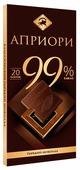 Шоколад Априори горький 99% какао порционный