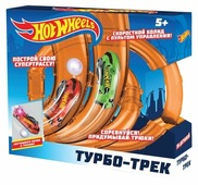 Трек Hot Wheels Турбо-Трек Т14098