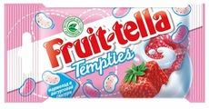 Жевательный мармелад Fruittella Tempties ягодный в йогуртовой глазури 35 г
