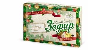 Зефир Белевские сладости Белёвский ванильный 250 г
