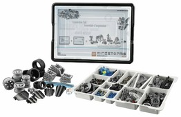 Конструктор LEGO Education Mindstorms EV3 Расширенный набор 45560