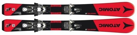 Горные лыжи ATOMIC Redster J2 70-90 с креплениями C 5 SR (18/19)