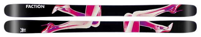 Горные лыжи Faction Prodigy 4.0 (19/20)