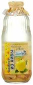 Компот Ecofood Armenia из айвы, стеклянная бутылка 1000 мл