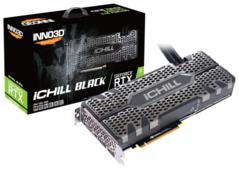 Видеокарта INNO3D iCHILL GeForce RTX 2080 SUPER 1845MHz PCI-E 3.0 8192MB 15500MHz 256 bit 3xDisplayPort HDMI HDCP Black