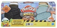 Масса для лепки Play-Doh Набор специальной массы Wheels (E4525/E4508)